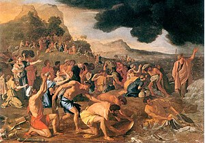 The_Crossing_fo_The_Red_Sea by Poussin