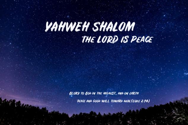 Yahweh Shalom